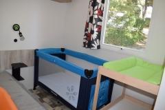chambre bebe mobilhome camping drome