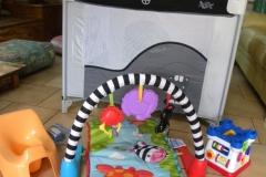 chalet vacances avec bébé montagne matériel bébé puericulture